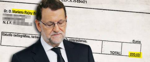 Foto de Las facturas del dentista del presidente que Manos Limpias denunció a la Justicia
